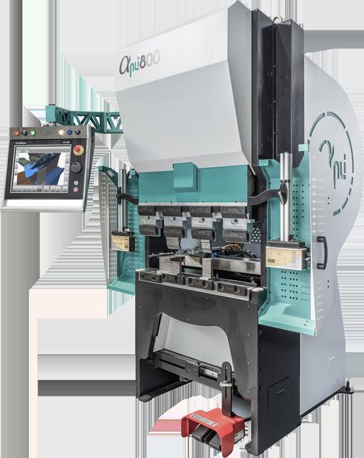 machine plieuse alphapli